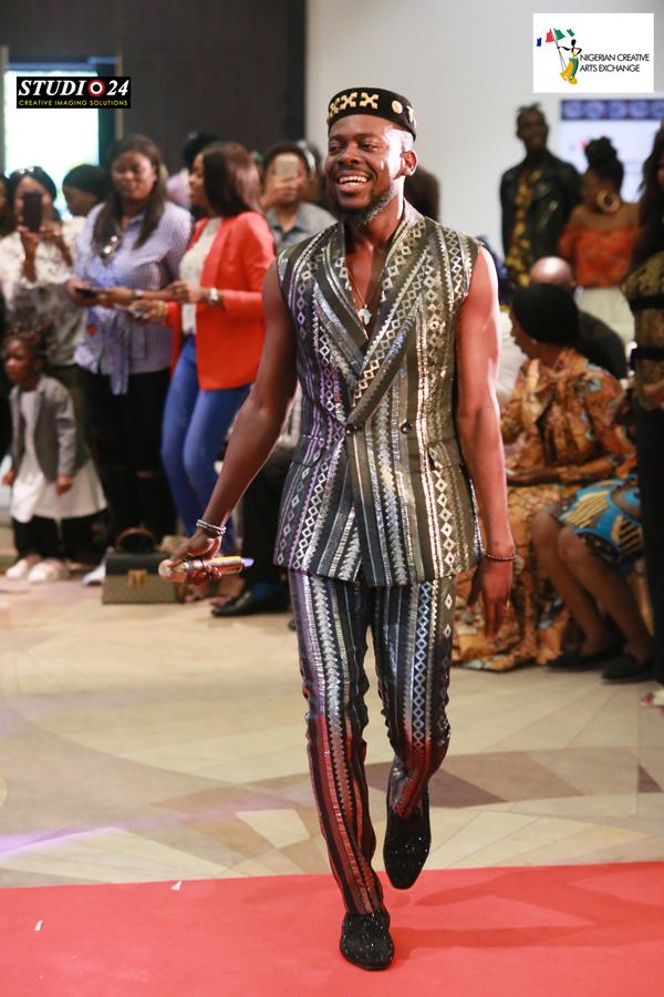 NIGERIAN CREATIVE ARTS EXCHANGE 2018 - ADEKUNLE GOLD live Concert - DN AFRICA / STUDIO24 NIGERIA Media Partner