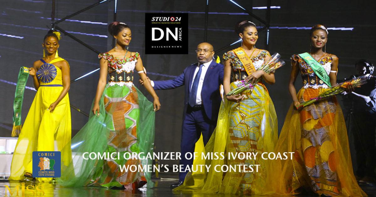 AFRICAN FASHION STYLE MAGAZINE -MISS IVORY COAST 2018 - MISS MARIE-DANIELLE SUY FATEM - COMICI VICTOR YAPOBI - DN AFRICA - STUDIO 24 NIGERIA