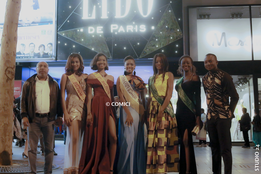AFRICAN FASHION STYLE MAGAZINE - LIDO PARIS - MISS IVORY COAST 2018 - MISS MARIE-DANIELLE SUY FATEM - DN AFRICA - STUDIO 24 NIGERIA