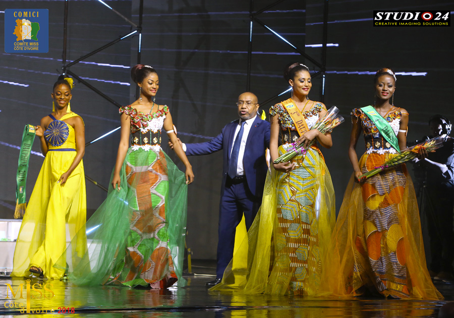 AFRICAN FASHION STYLE MAGAZINE -MISS IVORY COAST 2018 - MISS MARIE-DANIELLE SUY FATEM - FIRST RUNNER MISS-GLATO-JEMINA - DN AFRICA - STUDIO 24 NIGERIA