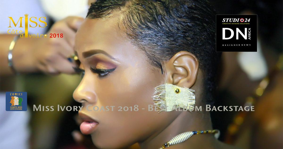 MISS COTE D'IVOIRE 2018 -AFRICAN FASHION STYLE MAGAZINE - MISS IVORY COAST 2018 - MISS MARIE-DANIELLE SUY FATEM - DN AFRICA - STUDIO 24 NIGERIA