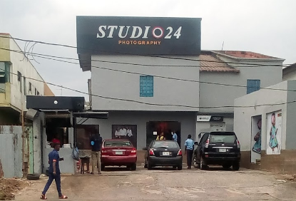 AFRICAN FASHION STYLE MAGAZINE - STUDIO 24 NIGERIA OUTLET - Ifeanyi Christopher Oputa MD - DN AFRICA