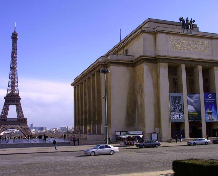 AFRICAN FASHION STYLE MAGAZINE - PARIS FASHION WEEK - GUO PEI - PR JACQUES BABANDO COMMUNICATION - Cite du Patrimoine de l'architecture -DN AFRICA-STUDIO 24 NIGERIA