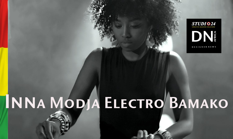 AFRICAN FASHION STYLE MAGAZINE - Inna-Modja-Electro-Bamako-Concert-Pan-Piper - DN AFRICA - STUDIO 24 NIGERIA