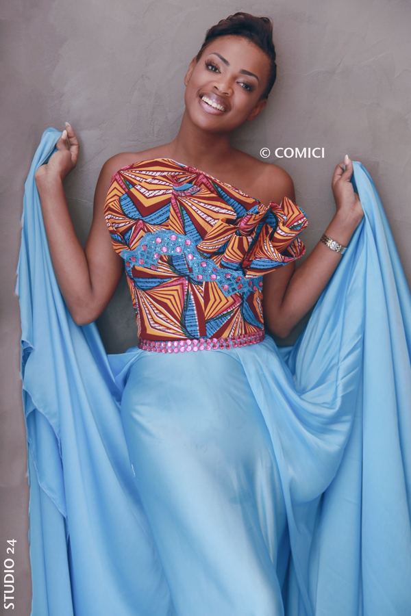 AFRICAN FASHION STYLE MAGAZINE - MISS IVORY COAST 2018 - COVER MISS MARIE-DANIELLE SUY FATEM - DN AFRICA - STUDIO 24 NIGERIA - CHEVEUX CHERIE HAIRSTYLE MUA