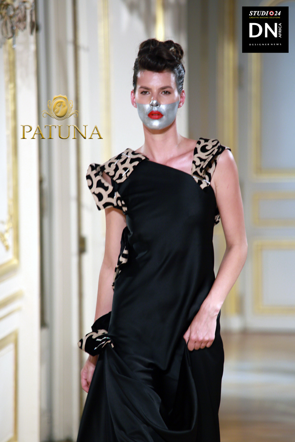 AFRICAN FASHION STYLE MAGAZINE - PATUNA PFW FW18 - 19 Media Partner DN MAG, DN AFRICA -STUDIO 24 NIGERIA - MEPHISTOPHELES PRODUCTIONS