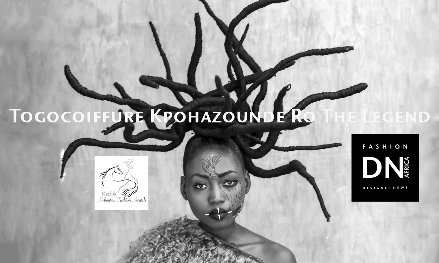 AFRICAN FASHION STYLE MAGAZINE - Togocoiffure Kpohazounde - Ro The Legend - kofa 2018 -KOROBOU FASHION AWARDS 2018 2ND EDITION - ORGANIZER HAL EBENE - DN AFRICA - STUDIO 24 NIGERIA -