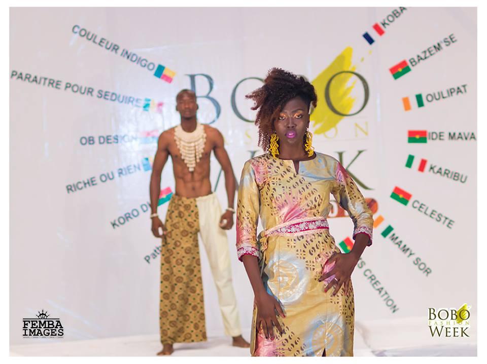 AFRICAN FASHION STYLE MAGAZINE - PARAITRE POUR SEDUIRE BY FOUSS TRAORE - BOBO FASHION WEEK PROMOTE BY BAYEM'SE - DN AFRICA-STUDIO 24 NIGERIA