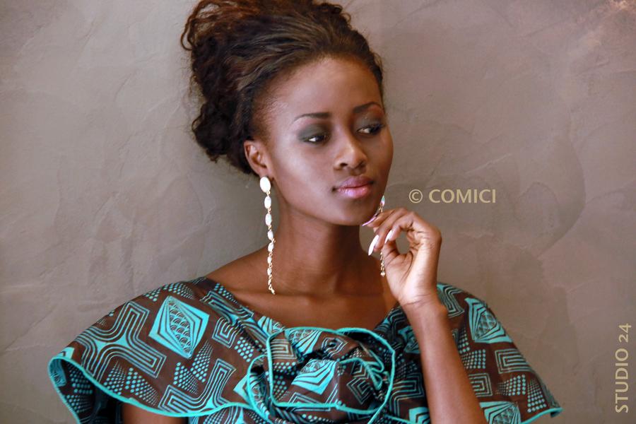 AFRICAN FASHION STYLE MAGAZINE - MISS IVORY COAST 2018 - MISS MARIE-DANIELLE SUY FATEM - 4th RUNNER UP Kouablan-Assaydiya - DN AFRICA - STUDIO 24 NIGERIA - CHEVEUX CHERIE