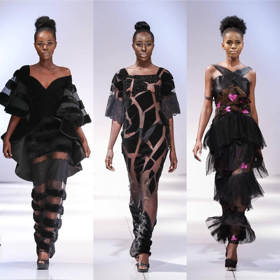 African American Fashion Show: Glitz Africa Fashion Week 2018