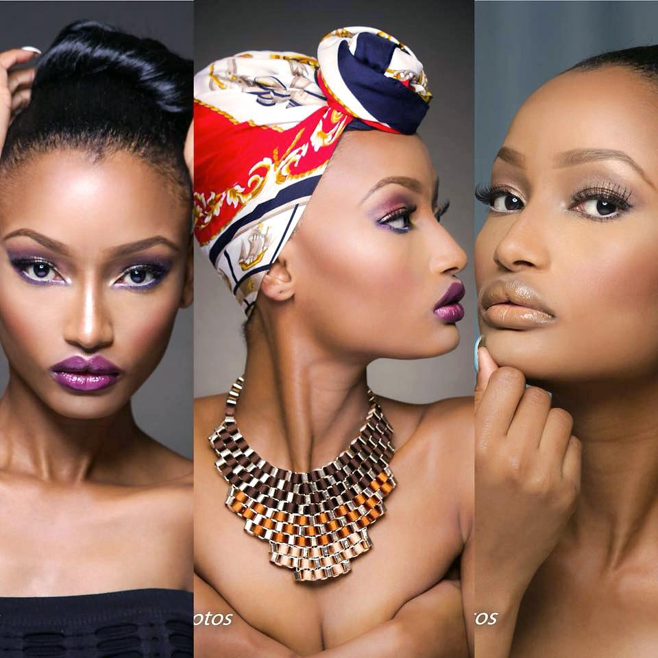 AFRICAN FASHION STYLE MAGAZINE - ANISA ROSE MAKE UP ARTIST FROM SEYCHELLES - Media Partner DN MAG, DN AFRICA-STUDIO 24 NIGERIA - STUDIO 24 INTERNATIONAL- Photographer Dan NGU