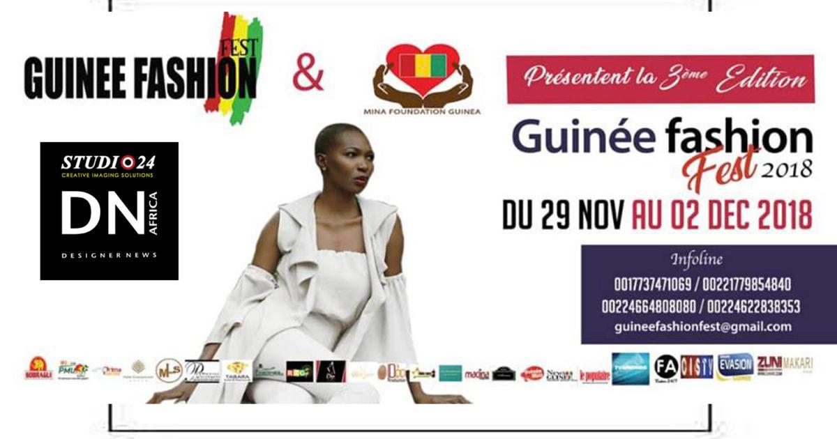 AFRICA FASHION STYLE MAGAZINE- GUINEA FASHION FEST 2018 3RD EDITION – ORGANIZER Binette Diallo - DN AFRICA STUDIO 24 NIGERIA - STUDIO 24 INTERNATIONAL