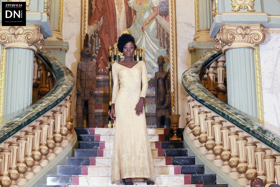 AFRICAN FASHION STYLE MAGAZINE - IGAIMA 2018 FIRST EDITION - DESIGNER BORTHINI BY FADI MAIGA FROM MALI MODEL JEAN CHARLES DRUCK - Media Partner DN MAG, DN AFRICA-STUDIO 24 NIGERIA - STUDIO 24 INTERNATIONAL - RP INDIRA EVENTS BY INDIRA YANNI DOMINGO- Photographer Dan NGU