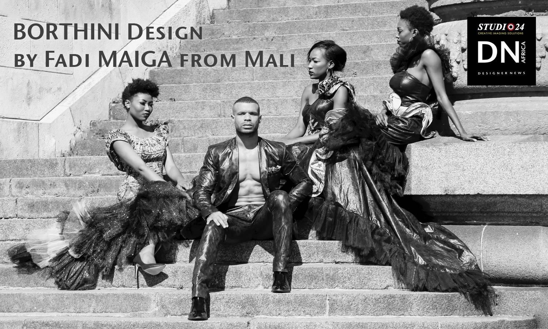 AFRICAN FASHION STYLE MAGAZINE - FESTIA 2018 FIRST EDITION - DESIGNER BORTHINI BY FADI MAIGA FROM MALI MODEL JEAN CHARLES DRUCK - Media Partner DN MAG, DN AFRICA-STUDIO 24 NIGERIA - STUDIO 24 INTERNATIONAL - RP INDIRA EVENTS BY INDIRA YANNI DOMINGO- Photographer Dan NGU
