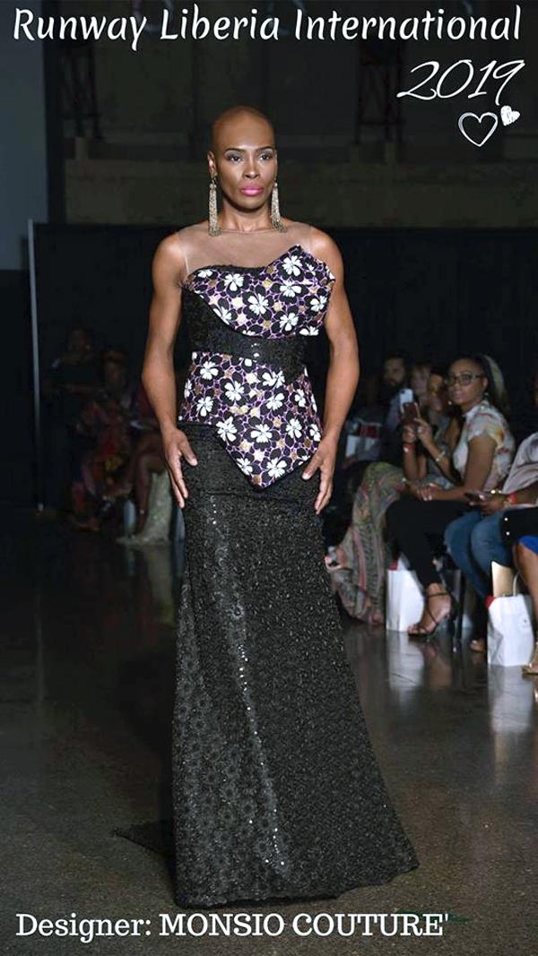 Liberia New Fashion Ambassador Junda Morris Kennedy Dn Africa Magazine