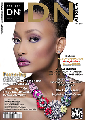 Featuring ANISA ROSE Fabulous - DN AFRICA, African Fashion Style Magazine, Fashion Style Magazines