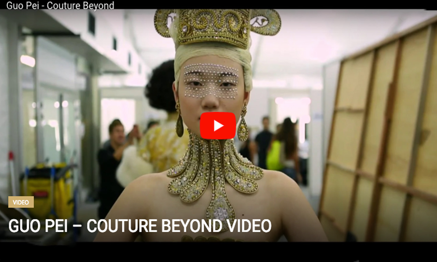AFRICAN FASHION STYLE MAGAZINE- GUO PEI – COUTURE BEYOND VIDEO - Media Partner DN MAG, DN AFRICA -STUDIO 24 NIGERIA - STUDIO 24 INTERNATIONAL - DN MAG