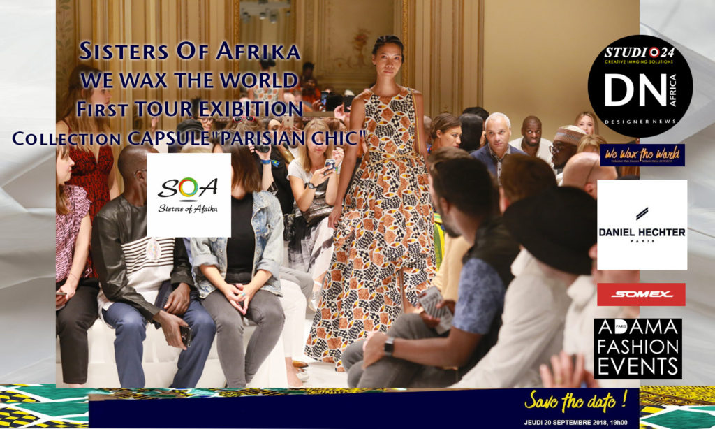 Sisters Of Afrika At We Wax The World First Tour Exibition Dn Africa Magazine