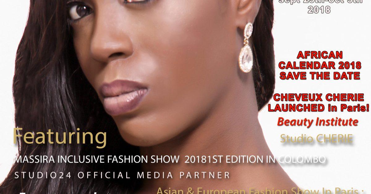 AFRICAN FASHION STYLE MAGAZINE – Edith Daligou – DN AFRICA EDITORIALIST FROM ABIDJAN - IVORY COAST September 2018 -Media Partner DN MAG, DN AFRICA-STUDIO 24 NIGERIA - STUDIO 24 INTERNATIONAL