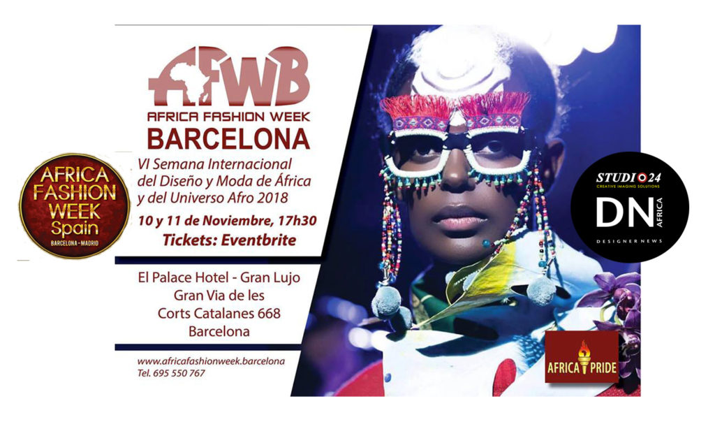 AFRICA FASHION WEEK BARCELONA Season VI