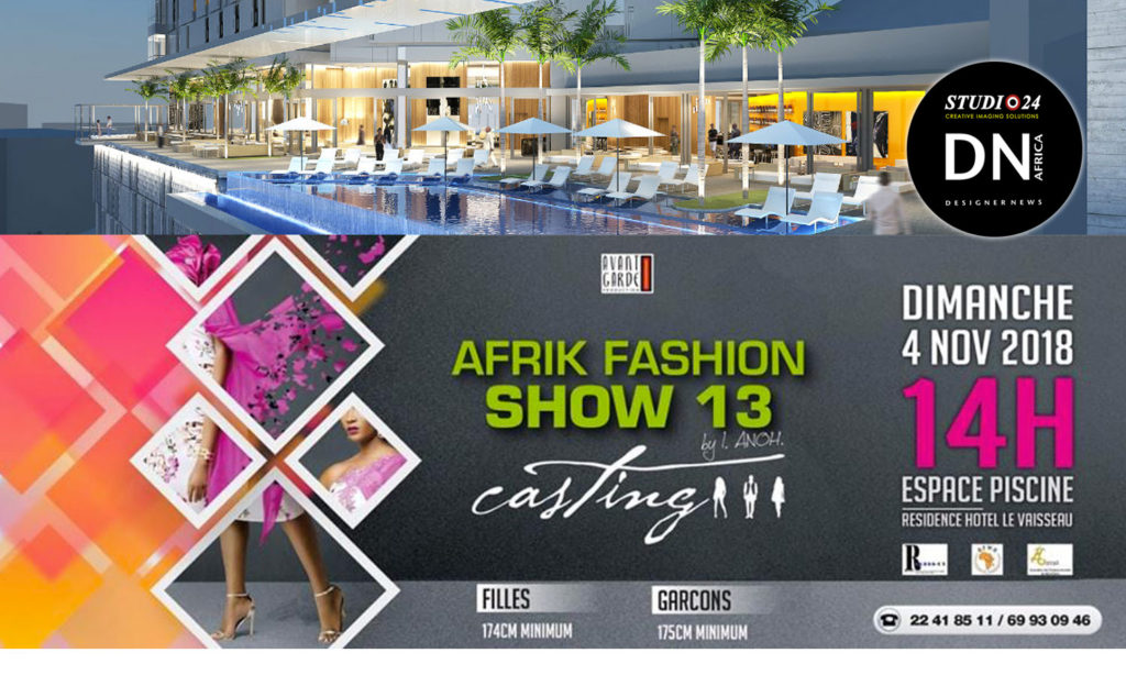 AFRIKFASHION SHOW Season 13 Models CASTING CALL