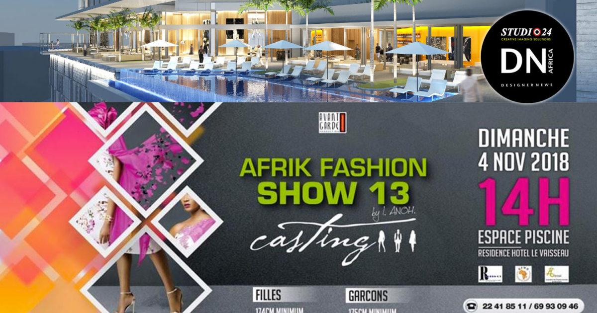 AFRICAN FASHION STYLE MAGAZINE - AFRIKFASHION SHOW Season 13 Organized by Isabelle ANOH - Media Partner DN AFRICA-STUDIO 24 NIGERIA - STUDIO 24 INTERNATIONAL