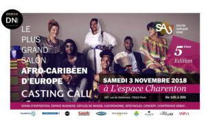 SALON AFRIQUE UNIE CASTING CALL