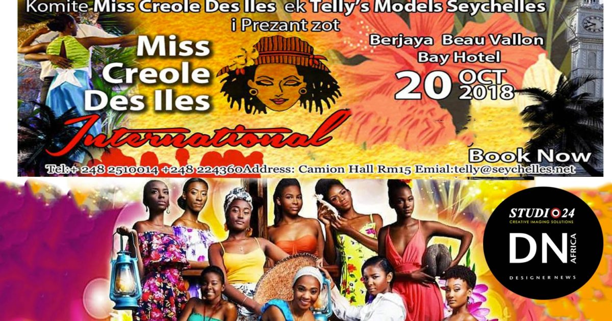 Miss Creole International Beauty Pageant 2018 | DN-AFRICA Magazine