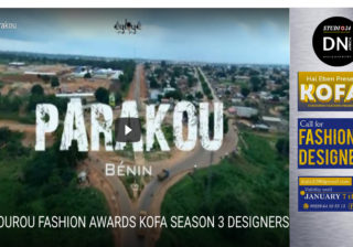 AFRICAN FASHION STYLE MAGAZINE -Kobourou Fashion Awards KOFA SEASON 3 ORGANIZER HAL EBENE LOCATION PARAKOU BENIN' - Designers Casting Call - Media Partner DN AFRICA-STUDIO 24 NIGERIA - STUDIO 24 INTERNATIONAL