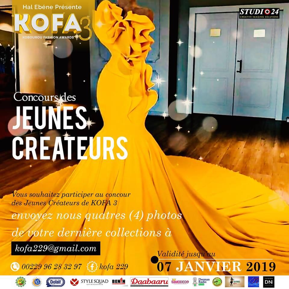 AFRICAN FASHION STYLE MAGAZINE - festival-international-Kobourou-Fashion-Awards-KOFA- Season 3 by Hal Ebene - Contestants-Casting-Call - Media Partner DN MAG, DN AFRICA-STUDIO 24 NIGERIA - STUDIO 24 INTERNATIONAL
