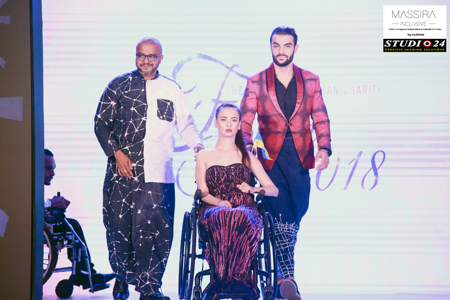 AFRICAN FASHION STYLE MAGAZINE -MASSIRA Inclusive Colombo Sri Lanka - President Rex-Christy-FERNANDO - MODELS-FASHION-SHOW-2018- Designer Gihan-Ediriweera-Miss-model Salwa-Benzaouia -Organization-of-event- Nawel-Benzaouia- Media Partner DN MAG, DN AFRICA -STUDIO 24 NIGERIA - STUDIO 24 INTERNATIONAL