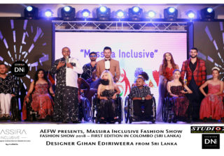 AAFRICAN FASHION STYLE MAGAZINE -MASSIRA Inclusive Colombo Sri Lanka -MASSIRA-Gihan-Ediriweera- - President Fernando Rex - Organization of event: Nawel Benzaouia - Media Partner DN MAG, DN AFRICA-STUDIO 24 NIGERIA - STUDIO 24 INTERNATIONAL