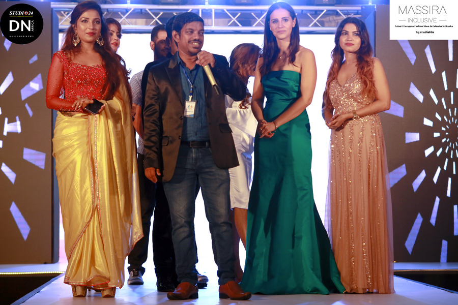 AFRICAN FASHION STYLE MAGAZINE -MASSIRA Inclusive Colombo Sri Lanka - President Rex-Christy-FERNANDO - MODELS-FASHION-SHOW-2018-Organization-of-event- Nawel-Benzaouia- Media Partner DN MAG, DN AFRICA -STUDIO 24 NIGERIA - STUDIO 24 INTERNATIONAL