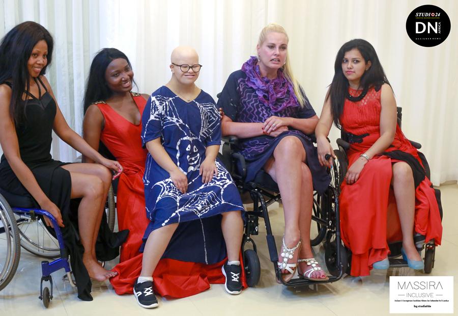 AFRICAN FASHION STYLE MAGAZINE -MASSIRA Inclusive Colombo Sri Lanka- Fit In Backstage -Miss Victoria-JoséModel-from-Angola - Media Partner DN MAG, DN AFRICA-STUDIO 24 NIGERIA - STUDIO 24 INTERNATIONAL