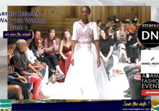 AFRICAN FASHION STYLE MAGAZINE - WE WAX THE WORLD Tour 1 BY DANIEL HECHTER with MARIO EPANYA FOR DANIEL HECHTER STUDIOS A COLLABORATION WITH ADAMA PARIS -ADAMA PARIS FASHION EVENTS POWER BY SOMEX - Designer Parfait IKOUBA -Media Partner DN MAG, DN AFRICA -STUDIO 24 NIGERIA - STUDIO 24 INTERNATIONAL