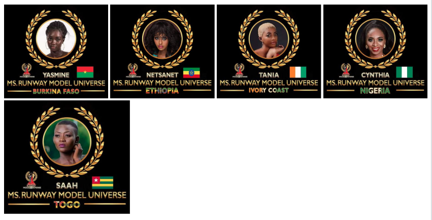 AFRICAN FASHION STYLE MAGAZINE - MR. & MS. RUNWAY MODEL UNIVERSE 2019 - Virro Production International the producer Global Beauties of Canada. - Location Philippines -Media Partner DN AFRICA -STUDIO 24 NIGERIA - STUDIO 24 INTERNATIONAL
