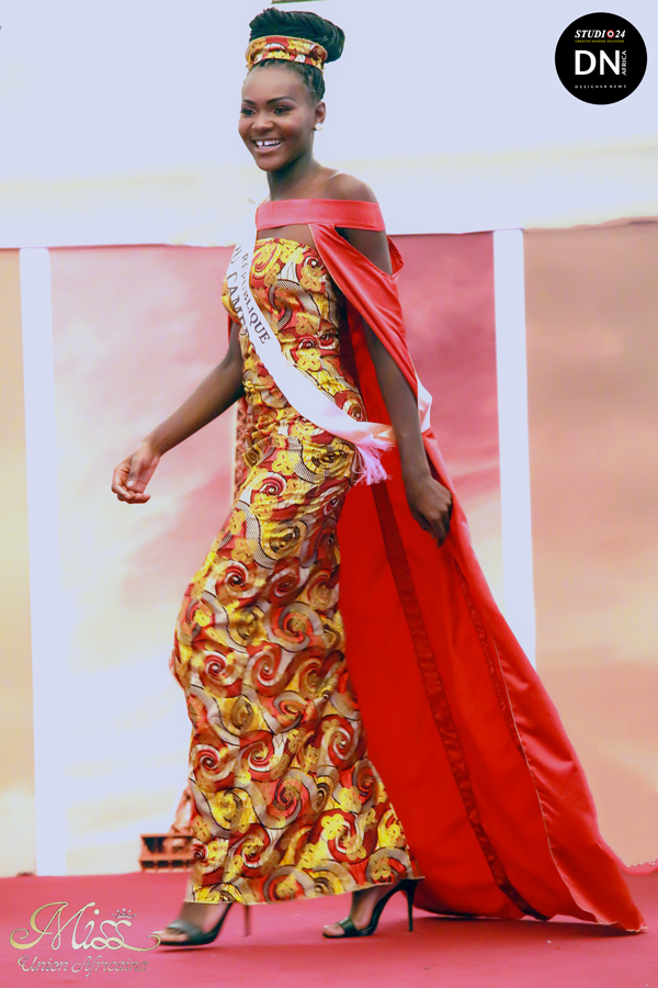 AFRICAN FASHION STYLE MAGAZINE - MISS UNION AFRICAINE SEASON 9 - THE WINNER MISS CHAD - ORGANIZER Odette Tedga - Official Media Partner DN AFRICA -STUDIO 24 NIGERIA - STUDIO 24 INTERNATIONAL - Ifeanyi Christopher Oputa MD AND CEO OF COLVI LIMITED AND STUDIO 24