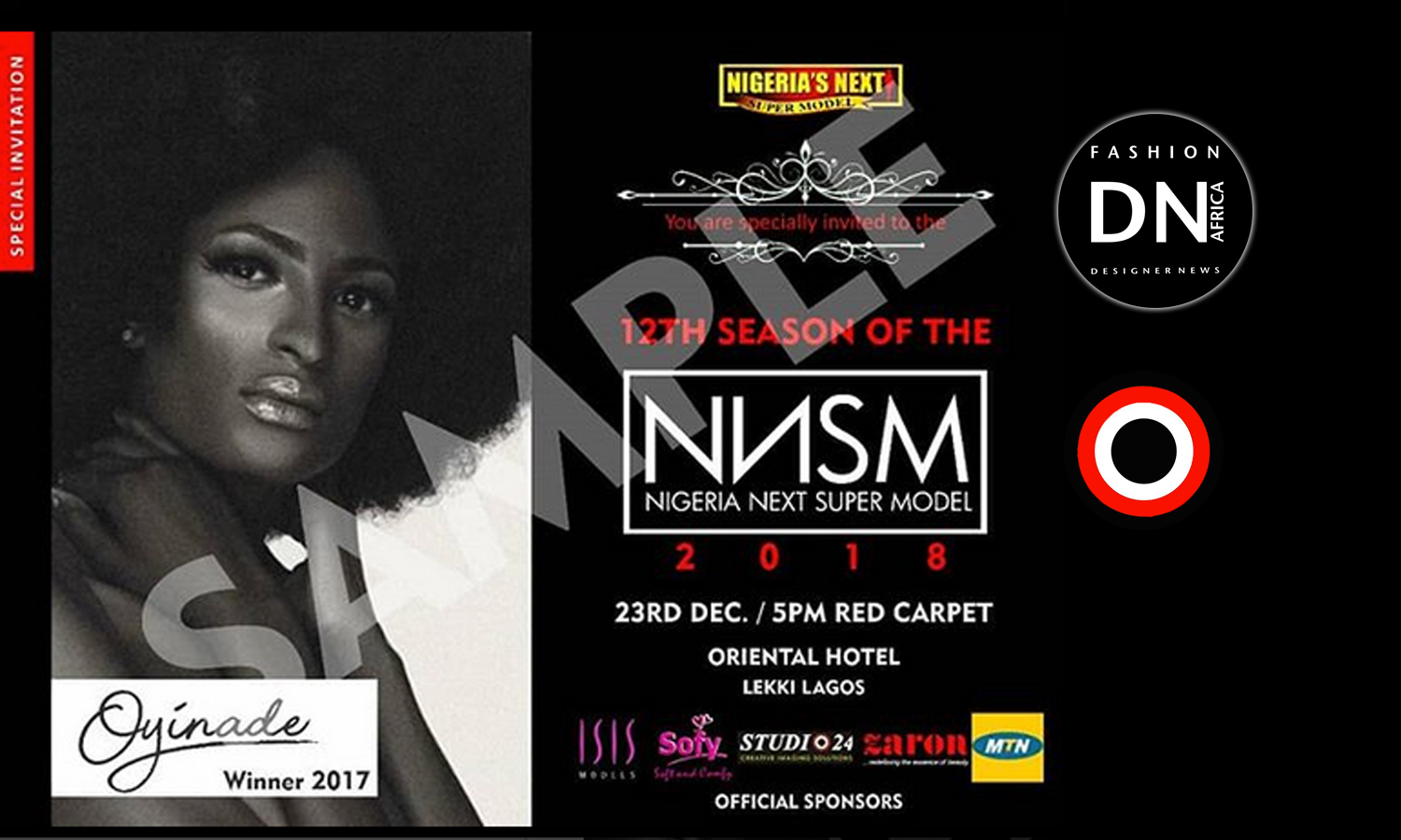 AFRICAN FASHION STYLE MAGAZINE - NNSM-2018 - SEASON 12 - NIGERIAS-NEXT-SUPER-MODEL-BY-JOAN-OKORODUDU-AND-ISIS-MODELS AFRICA - Official Media Partner DN AFRICA -STUDIO 24 NIGERIA - STUDIO 24 INTERNATIONAL - Ifeanyi Christopher Oputa MD AND CEO OF COLVI LIMITED AND STUDIO 24