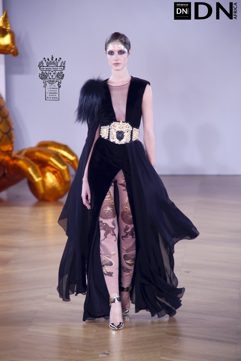 AFRICAN FASHION STYLE MAGAZINE - ON AURA TOUT VU SS19 20TH ANNIVERSARY PFW - Collection Couture ALCHIMIA - Mairie du 4eme-PR L'APPART PR - Official Media Partner DN AFRICA -STUDIO 24 NIGERIA - STUDIO 24 INTERNATIONAL - Ifeanyi Christopher Oputa MD AND CEO OF COLVI LIMITED AND STUDIO 24 - CHEVEUX CHERIE STUDIO BY MARIEME DUBOZ