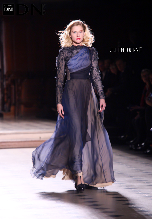 AFRICAN FASHION STYLE MAGAZINE - PFW SS19 Julien Fournié's Couture Show Collection Première Plénitude - PR L'APPART PR - Location L'Observatoire du Louvre - Official Media Partner DN AFRICA - STUDIO 24 NIGERIA - STUDIO 24 INTERNATIONAL - Ifeanyi Christopher Oputa MD AND CEO OF COLVI LIMITED AND STUDIO 24 - CHEVEUX CHERIE and Cheveux Cherie studio STUDIO BY MARIEME DUBOZ