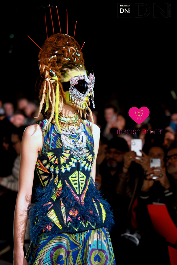 AFRICAN FASHION STYLE MAGAZINE - MANISH ARORA FW 2019 PFW PFW Paris Women 19-20 - Pr Totem Fashion - Official Media Partner DN AFRICA - STUDIO 24 NIGERIA - STUDIO 24 INTERNATIONAL - Ifeanyi Christopher Oputa MD AND CEO OF COLVI LIMITED AND STUDIO 24 - CHEVEUX CHERIE and Cheveux Cherie studio STUDIO BY MARIEME DUBOZ- Fashion Editor Edith DALIGOU