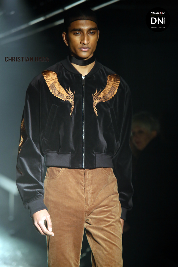 AFRICAN FASHION STYLE MAGAZINE - Christian-Dada-FW-19-20-Paris-Menswear-Collection-Signal-Noise - PR RITUALPROJECTS.by COURTNEY WITTICH - Official Media Partner DN AFRICA - STUDIO 24 NIGERIA - STUDIO 24 INTERNATIONAL - Ifeanyi Christopher Oputa MD AND CEO OF COLVI LIMITED AND STUDIO 24 - CHEVEUX CHERIE and CHEVEUX CHERIE STUDIO BY MARIEME DUBOZ- Fashion Editor Edith DALIGOU