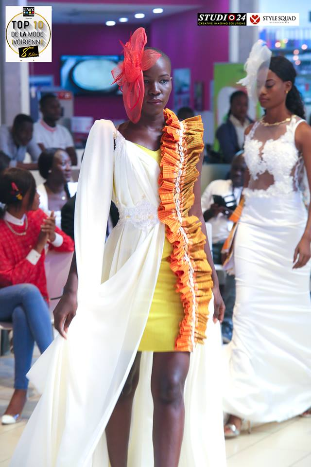 AFRICAN FASHION STYLE MAGAZINE - TOP 10 DE LA MODE IVOIRIENNE - 8th Edition - Event organized by Kifack Beyrouth -Young Designer Presentation Oct 19th 2017 at Abidjan, Ivovy Coast The Playce - FRANCK AKESSE ALIAS MAITRE-AKESSE-SYDNEY-CONCEPTUEL-BY-FATIME-SIDIME - LA SAGA DES MANNEQUINS - Official Media Partner DN AFRICA - STUDIO 24 NIGERIA - STUDIO 24 INTERNATIONAL - Ifeanyi Christopher Oputa MD AND CEO OF COLVI LIMITED AND STUDIO 24 - CHEVEUX CHERIE and CHEVEUX CHERIE STUDIO BY MARIEME DUBOZ- Fashion Editor Nahomie NOOR COULIBALY