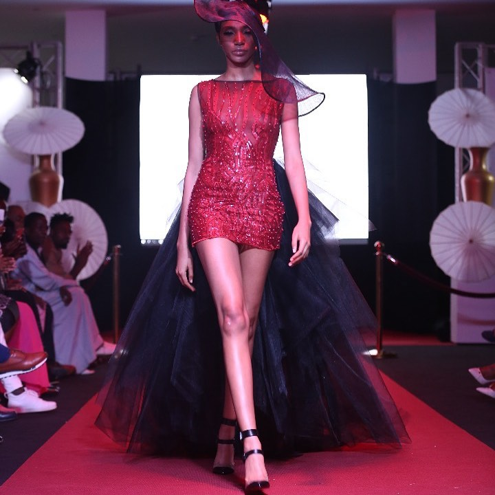 AFRICAN FASHION STYLE MAGAZINE - TOP 10 DE LA MODE IVOIRIENNE - 8th Edition - Event organized by Kifack Beyrouth -Young Designer Presentation Oct 19th 2017 at Abidjan, Ivovy Coast The Playce - FRANCK AKESSE ALIAS MAITRE-AKESSE - Franck GNAMIEN from Gnamien Couture - Model Suy FATEM Miss Ivory Coast 2018 - Organizer of Couture @Et NiamieN Créa _- Official Media Partner DN AFRICA - STUDIO 24 NIGERIA - STUDIO 24 INTERNATIONAL - Ifeanyi Christopher Oputa MD AND CEO OF COLVI LIMITED AND STUDIO 24 - CHEVEUX CHERIE and CHEVEUX CHERIE STUDIO BY MARIEME DUBOZ- Fashion Editor Nahomie NOOR COULIBALY
