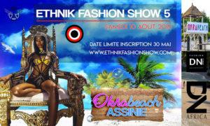 Ethnik Fashion Show – EFS 5 – 5th Edition