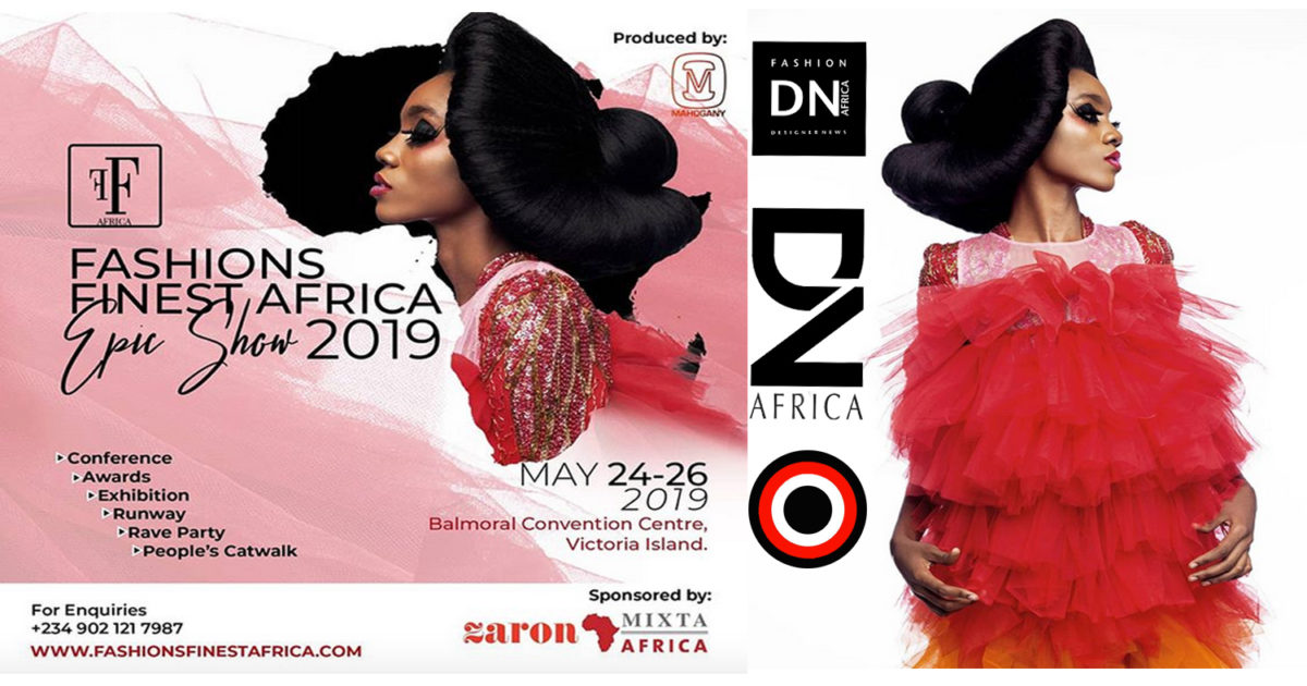 AFRICAN FASHION STYLE MAGAZINE - Fashion Finest Africa - Produced by Mahogany Productions and Events - Official Media Partner DN AFRICA - STUDIO 24 NIGERIA - STUDIO 24 INTERNATIONAL - Ifeanyi Christopher Oputa MD AND CEO OF COLVI LIMITED AND STUDIO 24 - CHEVEUX CHERIE and CHEVEUX CHERIE STUDIO BY MARIEME DUBOZ- Fashion Editor Nahomie NOOR COULIBALY
