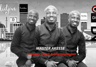 AFRICAN FASHION STYLE MAGAZINE - FRANK AKESSE ALIAS MASTRE AKESSE Runway Coach & Fashion choreographer from Ivory Coast - Official Media Partner DN AFRICA - STUDIO 24 NIGERIA - STUDIO 24 INTERNATIONAL - Ifeanyi Christopher Oputa MD AND CEO OF COLVI LIMITED AND STUDIO 24 - CHEVEUX CHERIE and CHEVEUX CHERIE STUDIO BY MARIEME DUBOZ- Fashion Editor Nahomie NOOR COULIBALY