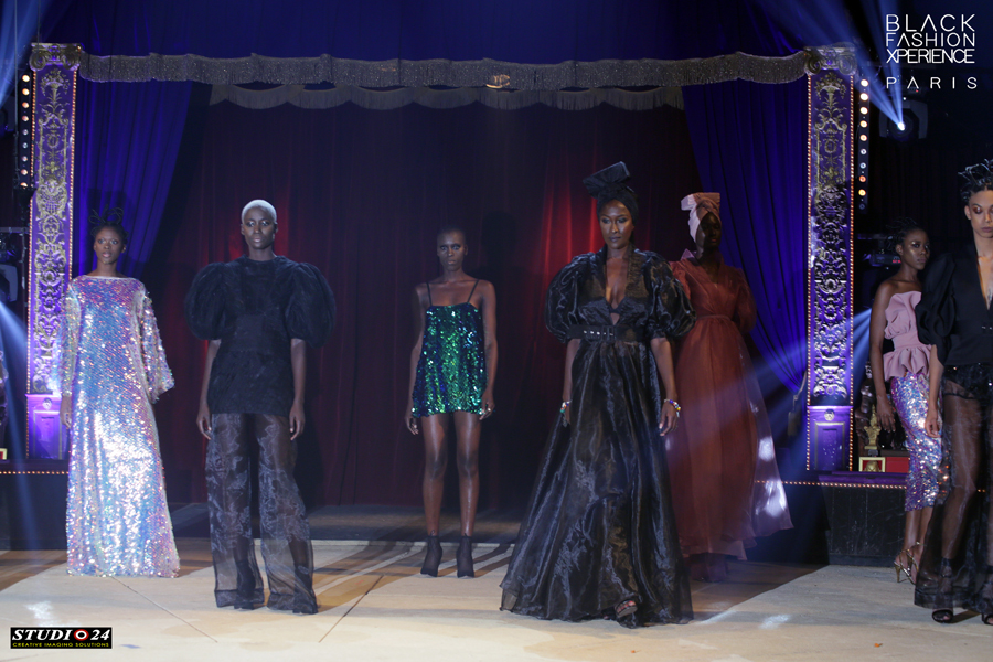 AFRICAN FASHION STYLE MAGAZINE - Black-Fashion-Xperience-2019-Organizer by Adama-Paris - Designer Adama Paris - PR Indirâh Events and Communication - Photographer DAN NGU - Official Media Partner DN AFRICA - STUDIO 24 NIGERIA - STUDIO 24 INTERNATIONAL - Ifeanyi Christopher Oputa MD AND CEO OF COLVI LIMITED AND STUDIO 24 - CHEVEUX CHERIE and CHEVEUX CHERIE STUDIO BY MARIEME DUBOZ- Fashion Editor Nahomie NOOR COULIBALY