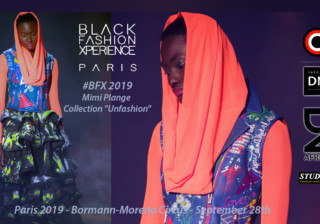 """AFRICAN FASHION STYLE MAGAZINE - Black-Fashion-Xperience-2019-Organizer by Adama-Paris - Designer Mimi Plange - - Collection """"Unfashion"""" - PR Indirâh Events and Communication - Photographer DAN NGU - Official Media Partner DN AFRICA - STUDIO 24 NIGERIA - STUDIO 24 INTERNATIONAL - Ifeanyi Christopher Oputa MD AND CEO OF COLVI LIMITED AND STUDIO 24 - CHEVEUX CHERIE and CHEVEUX CHERIE STUDIO BY MARIEME DUBOZ- Fashion Editor Nahomie NOOR COULIBALY"""