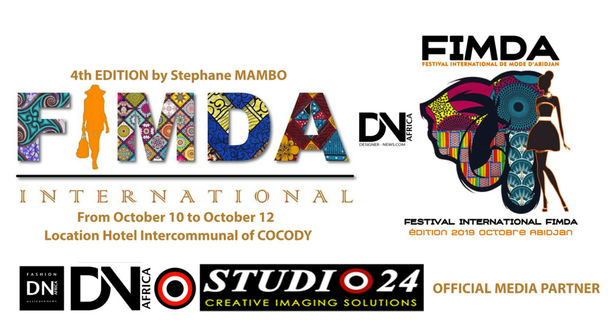 AFRICAN FASHION STYLE MAGAZINE -FIMDA 2019 EDITION 4 - Location Hotel Communal COCODY - - Photographer DAN NGU - Official Media Partner DN AFRICA - STUDIO 24 NIGERIA - STUDIO 24 INTERNATIONAL - Ifeanyi Christopher Oputa MD AND CEO OF COLVI LIMITED AND STUDIO 24 - CHEVEUX CHERIE and CHEVEUX CHERIE STUDIO BY MARIEME DUBOZ- Fashion Editor Nahomie NOOR COULIBALY